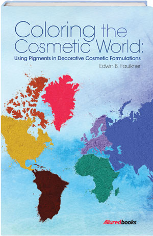 Coloring the Cosmetic World book cover