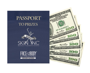 FBNC13 Passport with money