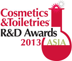 Cosmetics & Toiletries R&D Awards–Asia 2013
