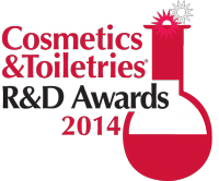 Cosmetics & Toiletries R&D Awards 2014