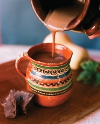Rancho La Puerta's Mayan Hot Chocolate