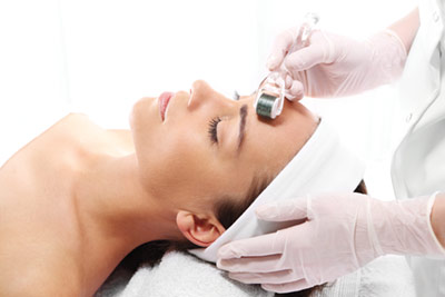 Microneedle+mesotherapy+treatment