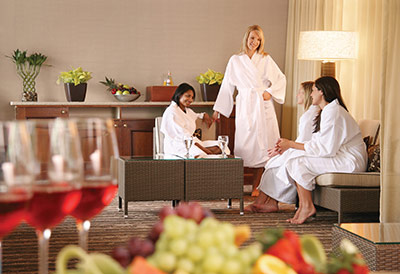 Group+relaxation+at+WELL+Spa+%2B+Salon