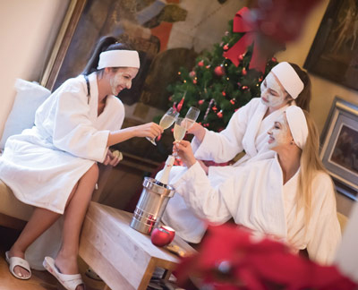 Spa+Party