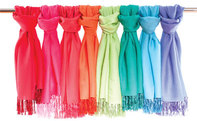 Colored+scarves