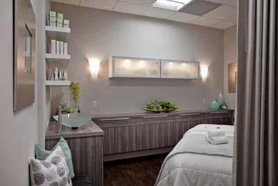 Treatment+room+at+Spela+Skincare+%26+Waxing