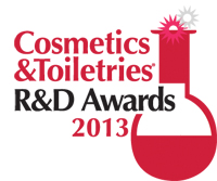 Cosmetics & Toiletries R&D Awards 2013
