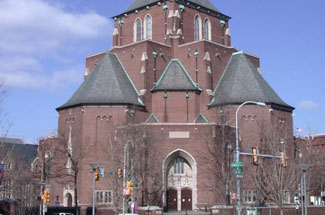 University of Pennsylvania's Irvine Auditorium