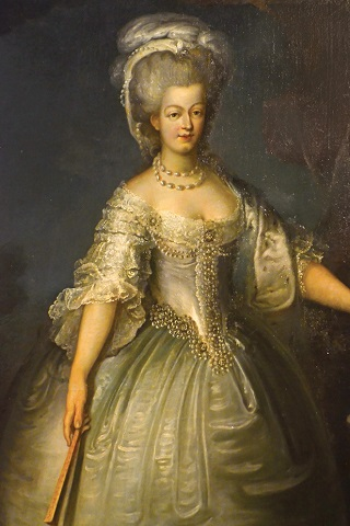 A picture of Marie Antionette