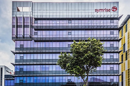 Symrise's new facility