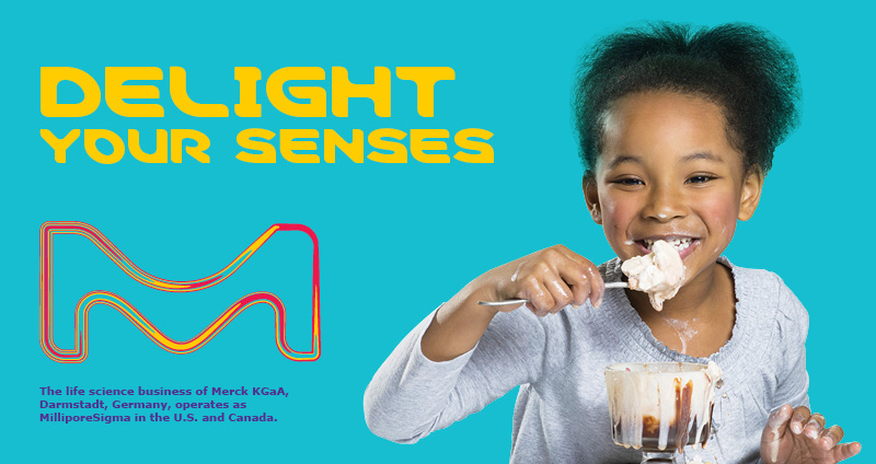 Child eating ice cream | Delight your senses